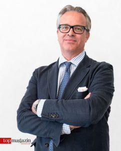 Philip Graf zu Solms, Vorstandsmitglied des Freundeskreises