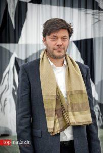 Philipp Pirotte, Rektor der Städelschule