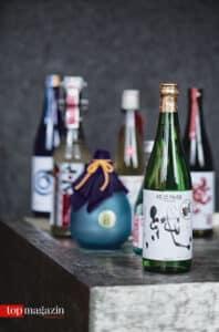 Japans Nationalgetränk Sake wird auch in Europa immer beliebter.