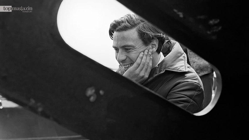 Formel 1-Pilot Jim Clark