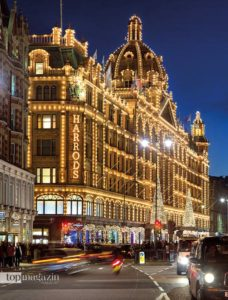Das Harrods in London