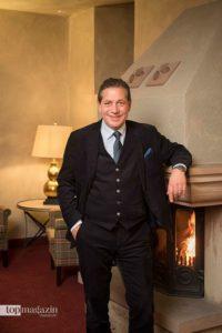 Hoteldirektor Thomas Fahl