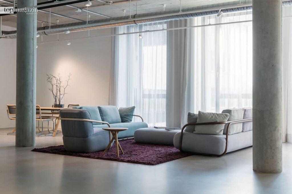 Mit der Thonet Concept Gallery hat ein Showroom eröffnet, der neue ästhetische Wohnwelten erschließt.