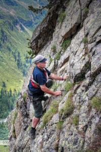 Wolfgang Berger vom Deutschen Alpenverein