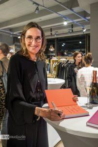 Ex-InStyle-Chefredakteurin Annette Weber im Listener