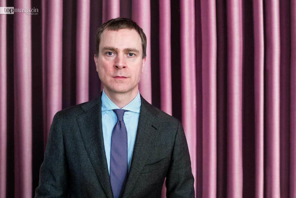 Dr. Philipp Demandt - Direktor von Städel, Schirn und Liebieghaus