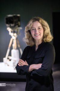 Ellen M. Harringten - die neue Direktorin des Deutschen Filmmuseums