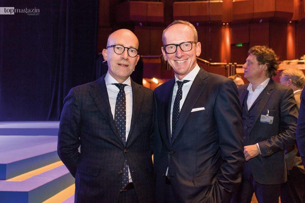 dfv-Geschäftsführer Markus Gotta mit Ex-Opel-Chef Dr. Karl-Thomas Neumann