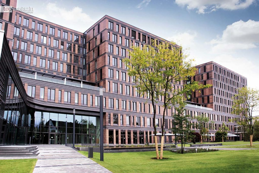 Der neue Campus der Frankfurt School of Finance & Management