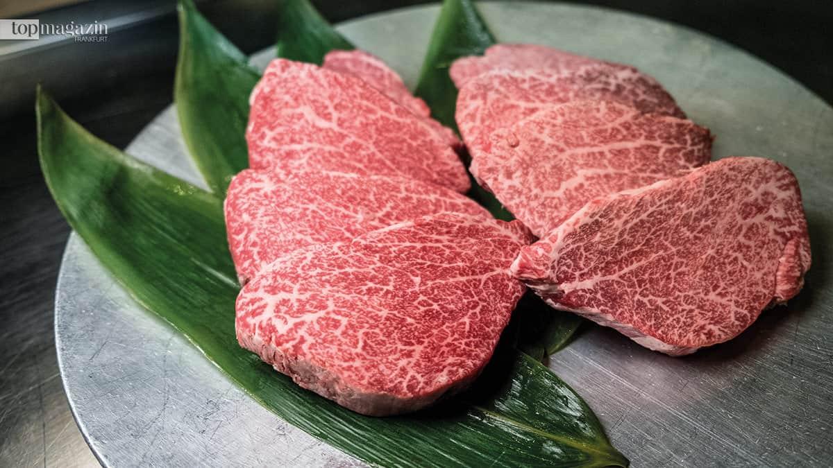 Bestes Wagyu Beef von Muneharu Ozaki