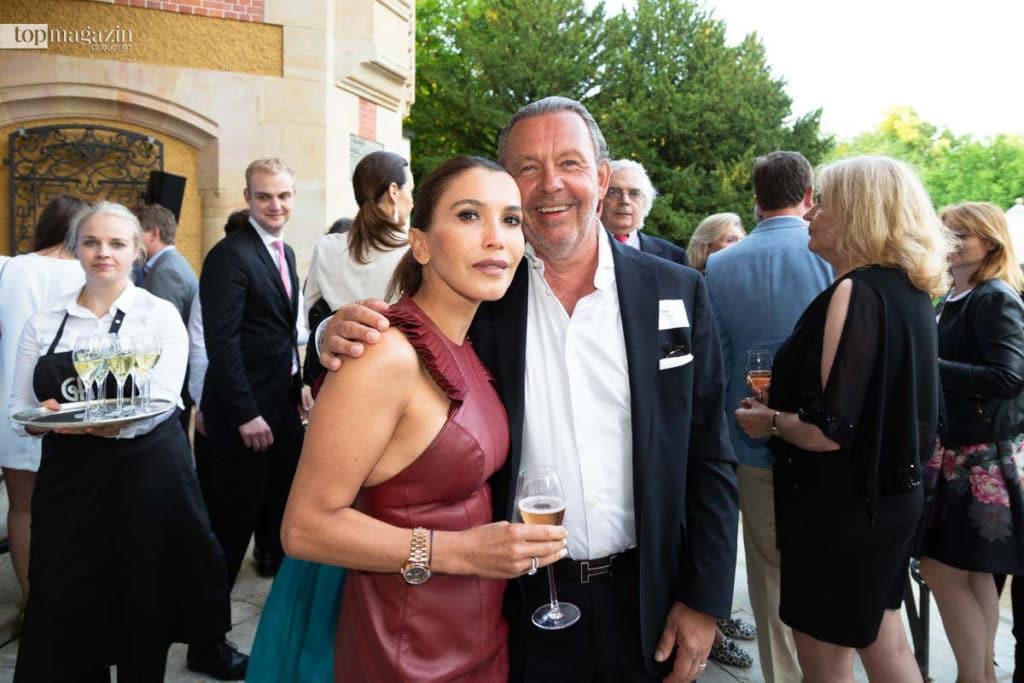 Yasmin und Stefan Winter (UBS Deutschland)