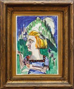 Ernst Ludwig Kirchner - Marielle