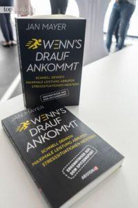 Jan Mayer - Wenn's drauf ankommt