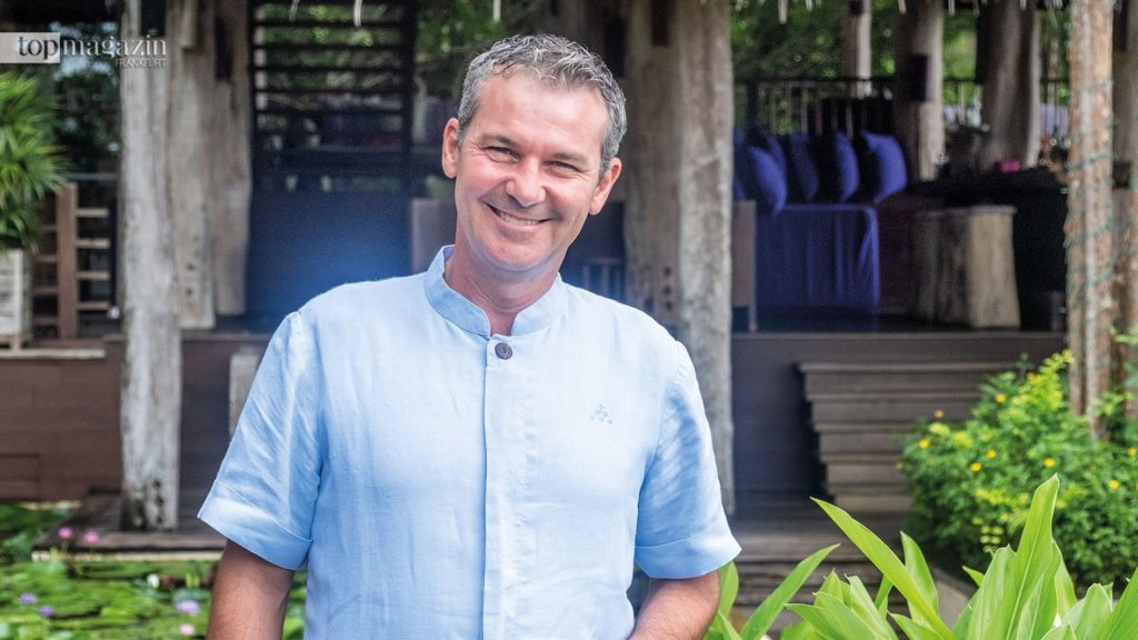 Graham Grant, General Manager Six Senses Yao Noi