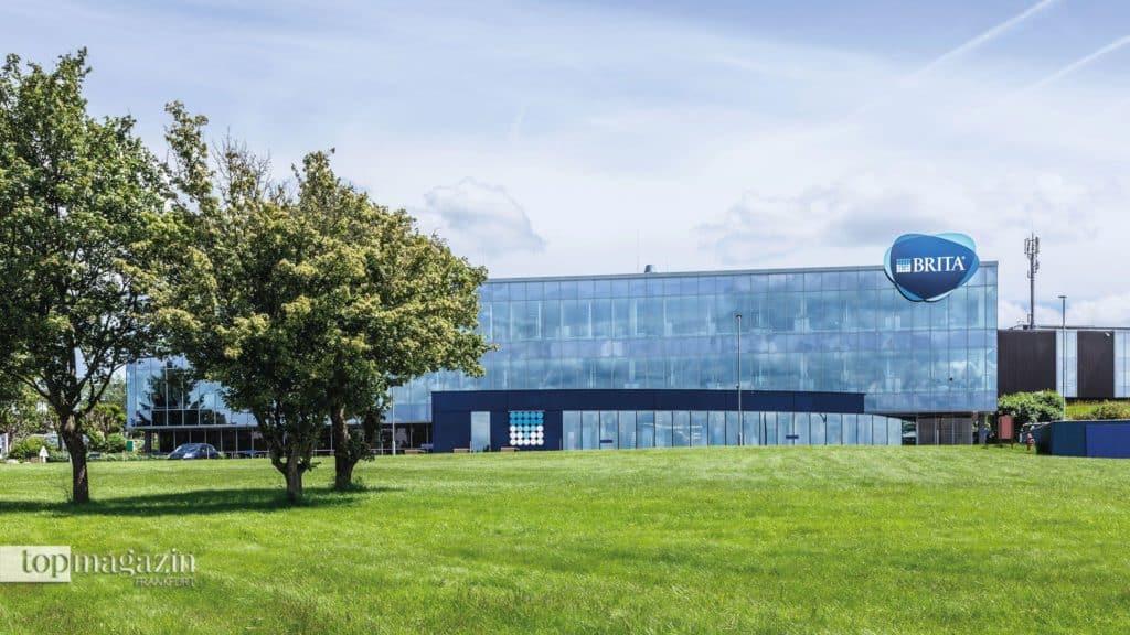Hauptsitz der Brita-Gruppe in Taunusstein