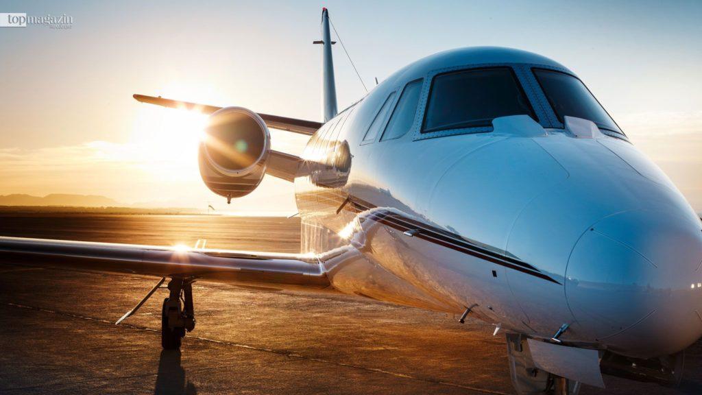 Über das General Aviation Terminal werden die Privatflieger bei der Fraport abgefertigt