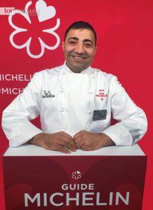 Coskun Yurdakul hat sich mit seiner französisch-orientalischen Küche einen Stern erkocht. Seit September 2017 führt er das Tiger-Gourmetrestaurant in Frankfurt.