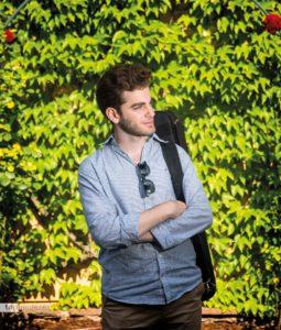 Emmanuel Tjeknavorian beim Rheingau Musik Festival - 2018 wurde er mit dem Lotto Förderpreis ausgezeichnet