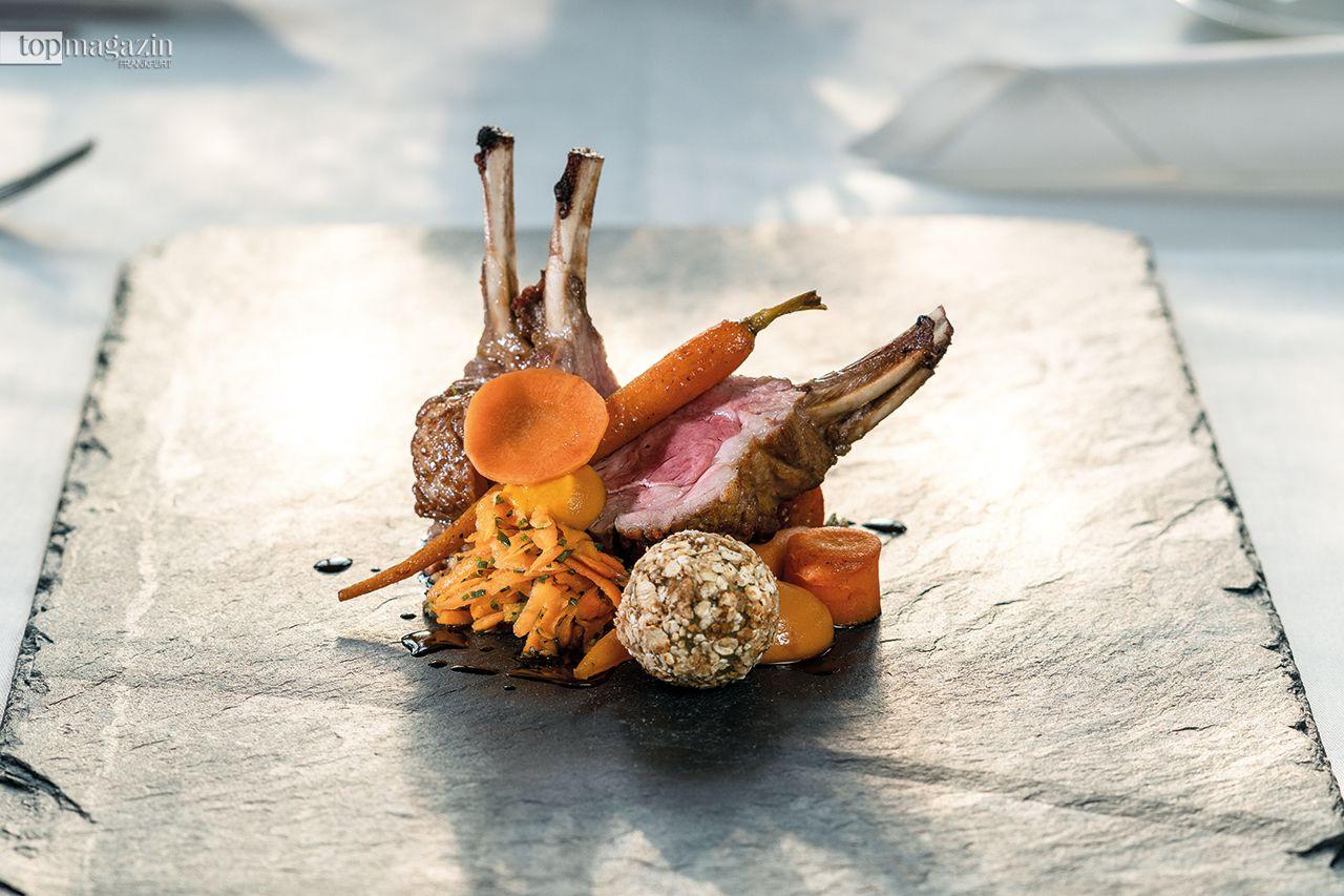 Der Höerhof serviert exquisite Kreationen, raffiniert leichte Köstlichkeiten, sowie regionale Spezialitäten