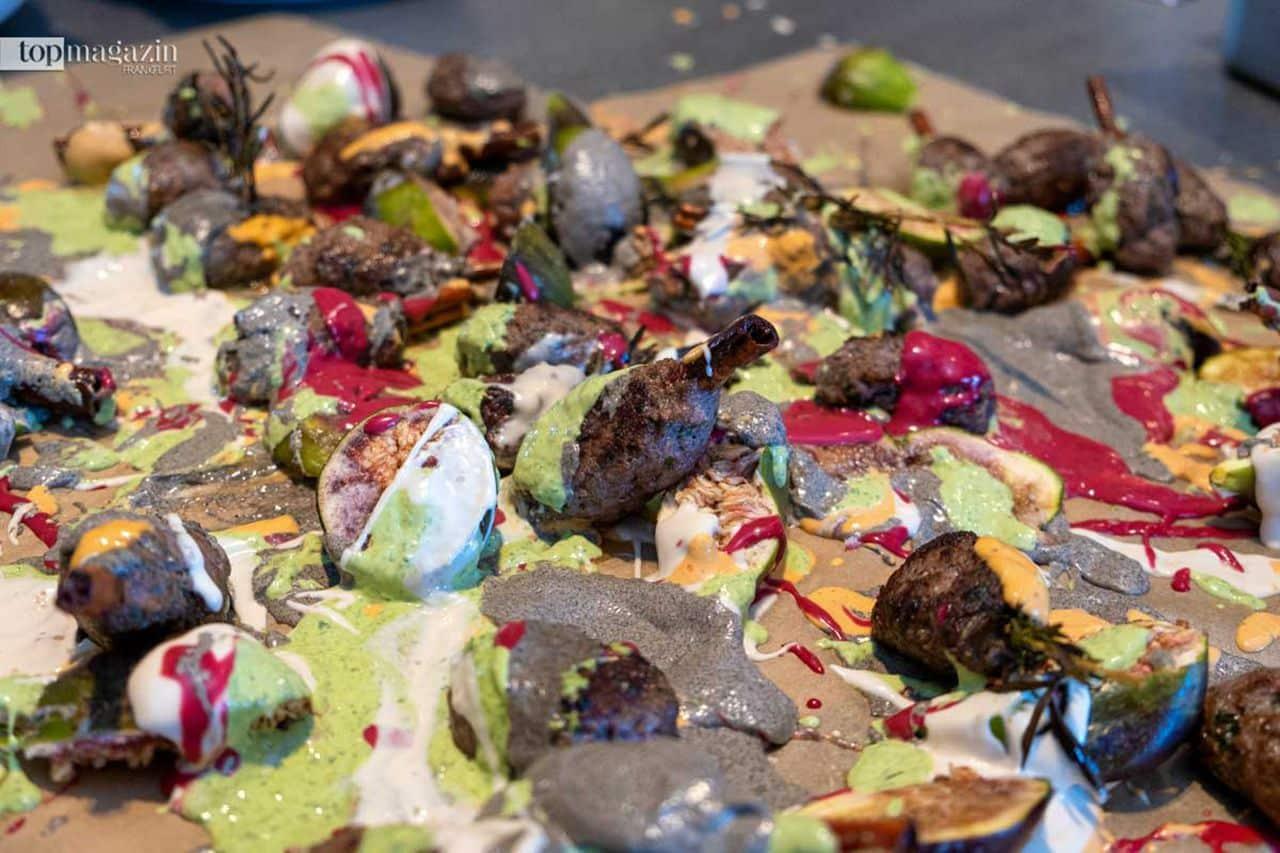 Kreatives Chaos aus der Bar Shuka – Kebab an der Ziimstange