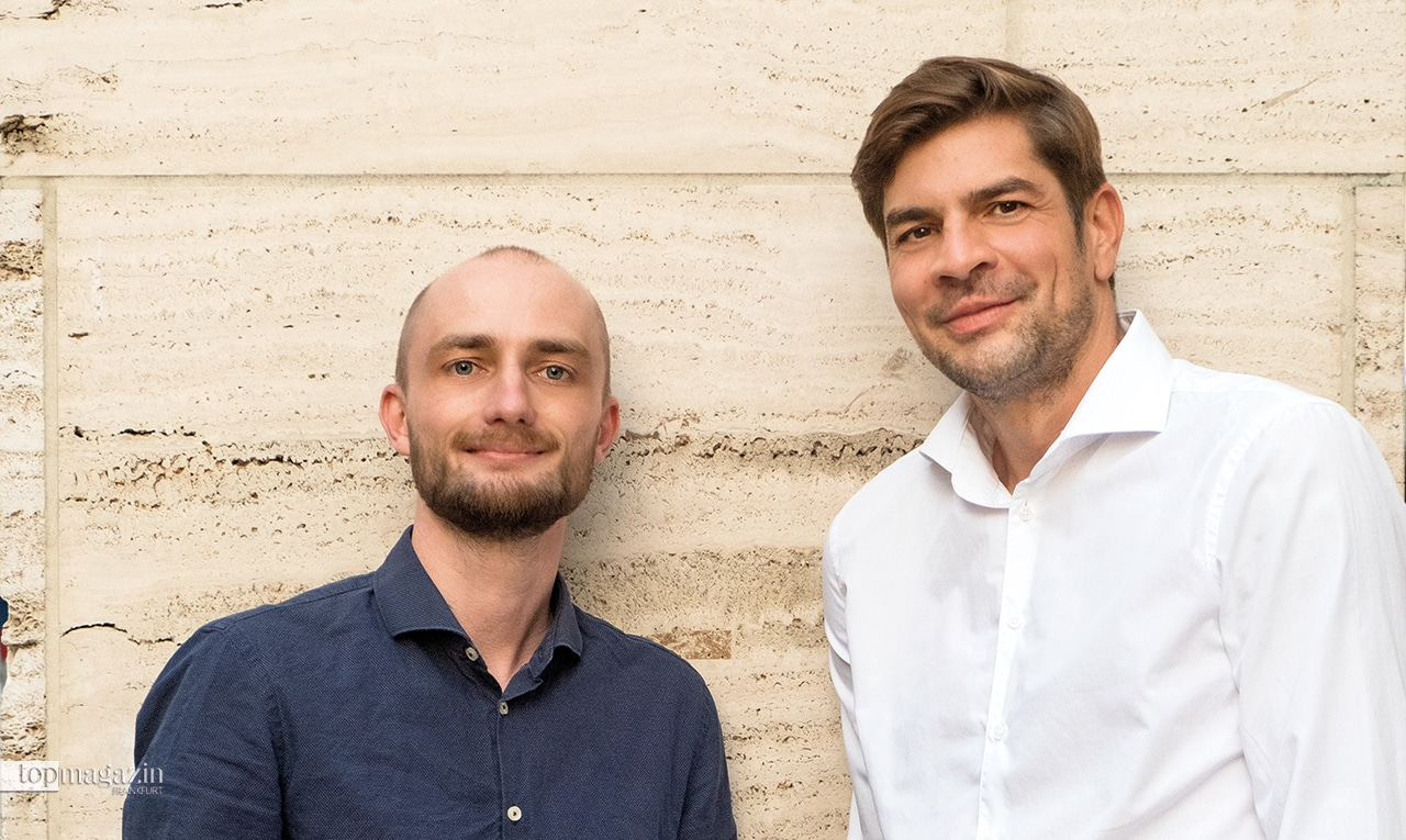 Stefan Schwarz und Adrian Milz von Virtual Eventures