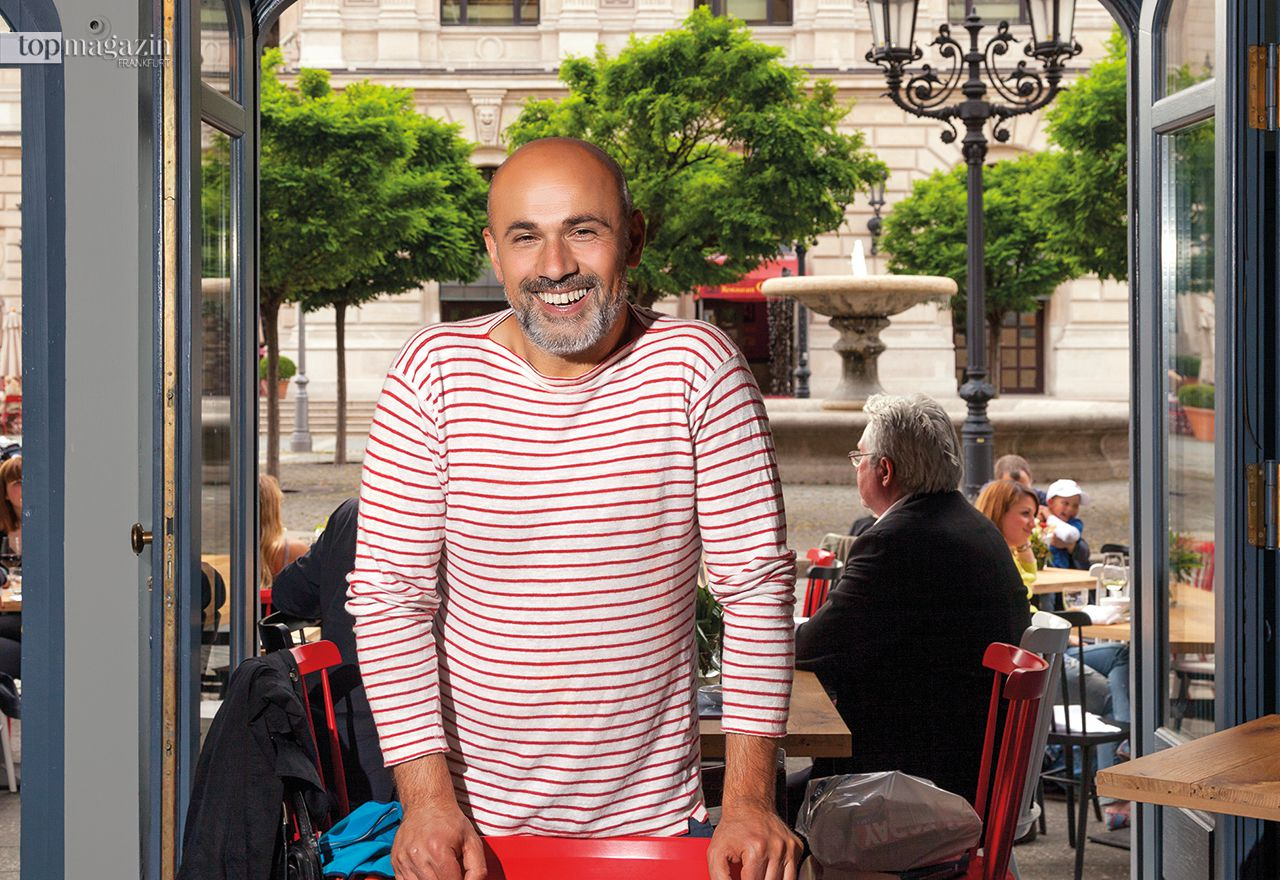 Betreiber Omid Enj löste mit seinem Papa Enj bereits das Piu Allegro ab.