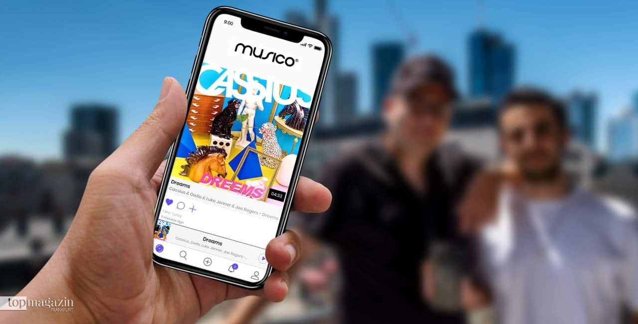 Musico will Instagram für Musik sein